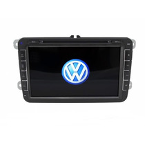 Central Kit Multimidia Vw Jetta Passat Tiguan Amarok Fusca
