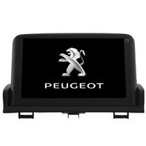 Central Kit Multimidia Dvd Peugeot 307 2 Partes (todos)