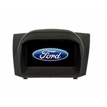 Kit Central Multimidia Tv Dvd Gps Ford New Fiesta 13 14 15