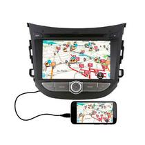 Multimídia Hb20 Gps Dvd Tv Bluetooth Camera Ré