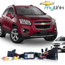 Desbloqueio Mylink Chevrolet Tracker Interface De Tela