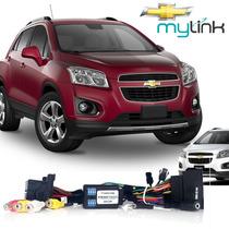 Desbloqueio Mylink Chevrolet Tracker Interface De Tela Gm