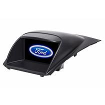 Central Multimídia M1 Ford New Fiesta Tv Digita E Câm De Ré