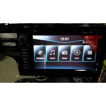 Central Multimidia Honda Fit 2015 Original