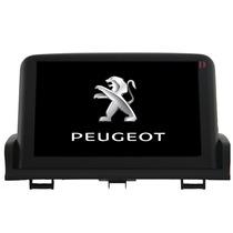Central Kit Multimidia Dvd Peugeot 307 2 Partes Motor One-m1