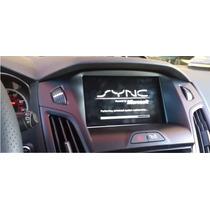 Central Multimidia Novo Ford New Focus Sistema Sync 2013 Á16