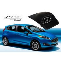 Central Multimidia Completa Ford New Fiesta Com Sistema Sync