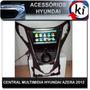 Central Multimidia Hyundai Azera 2012 - Tv Digital