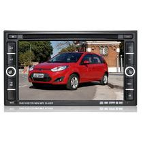 Central Multimídia Ford Fiesta Kit Dvd Premium Completa Gps