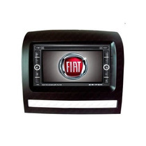 Central Multimídia Fiat Siena Kit Dvd Premium Completa