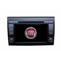 Central Multimídia Fiat Bravo Punto Linea Strada Idea Palio