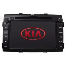 Central Kit Multimidia Kia Sorento C/tv Camera