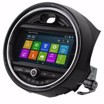Central Multimídia Mini Cooper 2015 Tv Gps Bluetooth