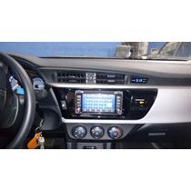 Central Multimidia Corolla Gli 2015 2016 M1 Android 4.1