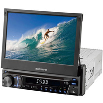 Dvd Multilaser Extreme Tela 7 Touch Tv Gps Bluetooth Usb