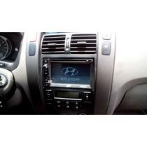 Kit Central Multimídia Tucson Hyundai Tucson Dvd Tv Gps