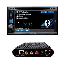 Central Multimídia Alpine Ive W530 + Módulo Apontador Nb900