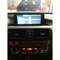 Kit Central Multimídia Bmw Série 3 320 2012 2013 2014 2015