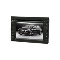 Central Multimídia Peugeot 307 - Dvd, Cd, Usb, Tv, Gps, Bt