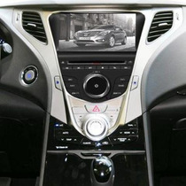 Central Multimídia Dvd Orbe Para Hyundai New Azera 2012...