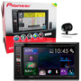 Central Multimidia Pioneer Avic-f970tv Gps Tv Bt Usb Camera