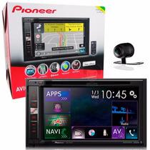 Central Multimidia Pioneer Avic-f970tv Gps Tv Bt Usb Camera