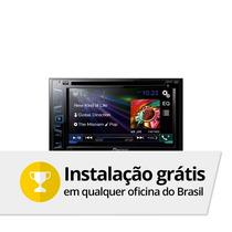 Dvd Player Pioneer Avh-278bt Bluetooth-tela 6.2 Usb Mixtrax