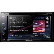 Auto Rádio Dvd/usb/am/fm Avh-288bt Preto Pioneer