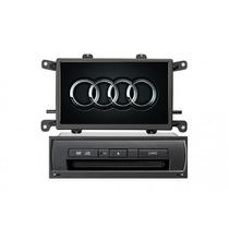 Central Kit Gps Tv Dvd Multimídia Original Audi A4 A5 Q5