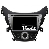 Kit Central Multimidia Dvd Gps Tv Hyundai Elantra 8