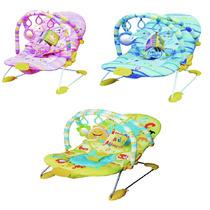 Cadeirinha Descanso Infantil Musical E Relaxante! Aproveite!