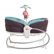 Cadeirinha Para Bebê Vibratória E Balanço 3 Em 1 Rocker Napp