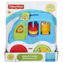Fisher Price Carrinho Sons Divertidos