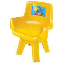 Cadeira Para Mesa Infantil Galinha Pintadinha