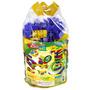 Brinquedo De Montar Bloco Bag 110 Peças 131a - Ggbplast
