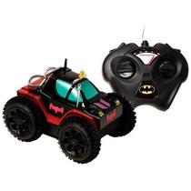 Carro Batman Controle Remoto Manobras 3 Funções - Candide