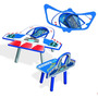 Jogo De Mesa E 2 Cadeira Em Formato De Foguete Toy Story