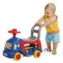 Andador 4 Em 1 Azul Magic Toys 12x S/ Juros Original C/ Nf