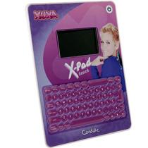 Tablet Da Xuxa Pad Touch Com 80 Atividades - Candide