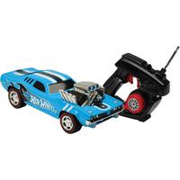 Carro Hot Wheels Com Controle Remoto Rodger Dodger - Candide