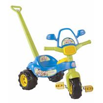 Triciclo Cebolinha E Cascão C/som Magic Toys Tico Tico