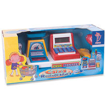 Caixa Registradora Infantil Com Balança 34450 - Fênix