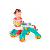 Andador Didático Calesita Brinquedo 3 Em 1