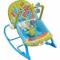 Cadeira Balanço Minha Infância Bosque Bebê - Fisher Price