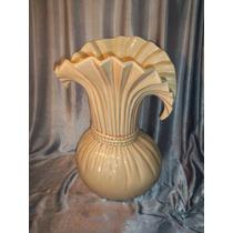 (sergioschw) Vaso Cerâmica Porcelanizada Grande 37 Cm