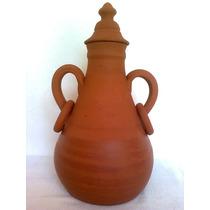 Moringa Barro Cerâmica Colonial Indiana Água Ou Decoração