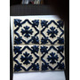 Azulejos Portugueses 15x15 Cm, Alto Relevo, Perfeito Estado.