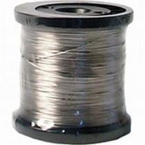 Carretel Arame Aço Inox Cerca Eletrica Fio 0,45 Bobina