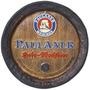 Tampa De Barril Decorativa Grande Cerveja - Paulaner