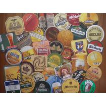 20 Bolachas De Chopp - Porta-copos Cerveja Leste Europeu